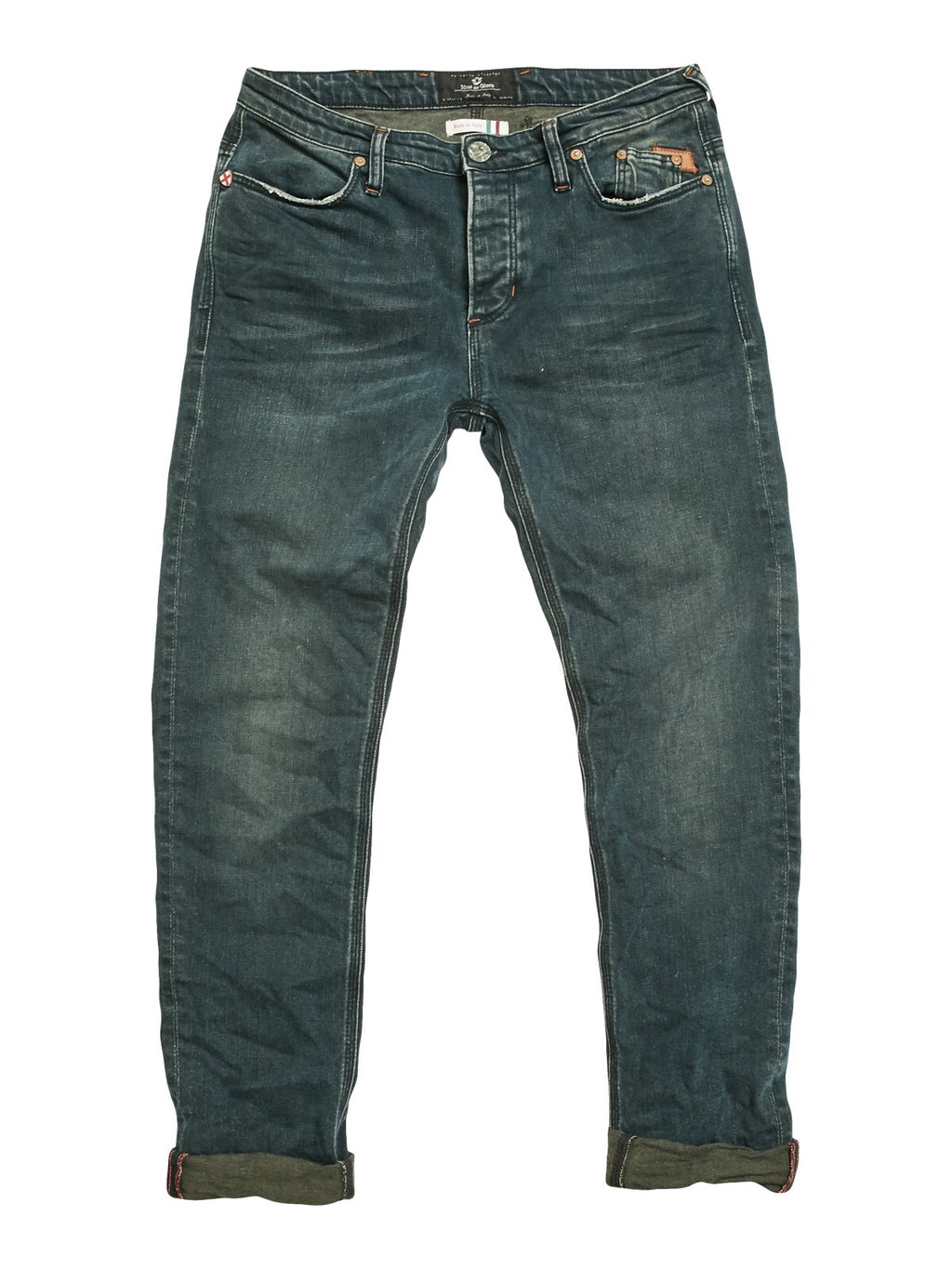 Blue de Genes Repi Reale Medium Jeans