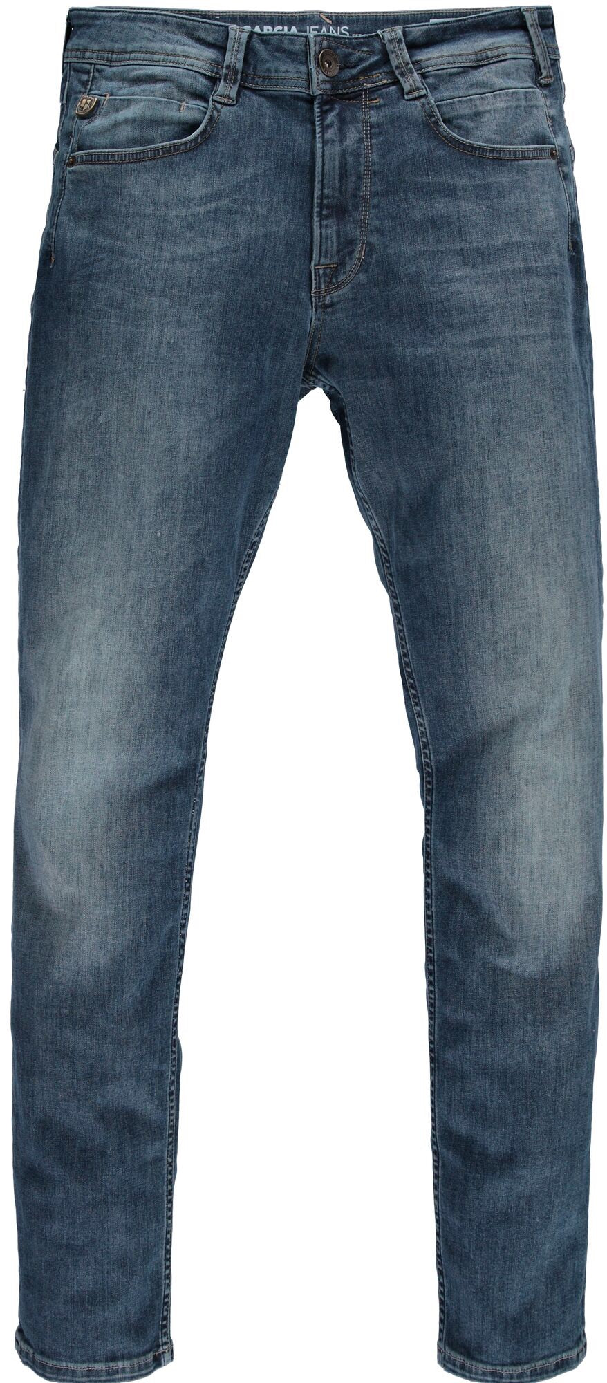 Garcia Men's Rocko Dark Used Jeans