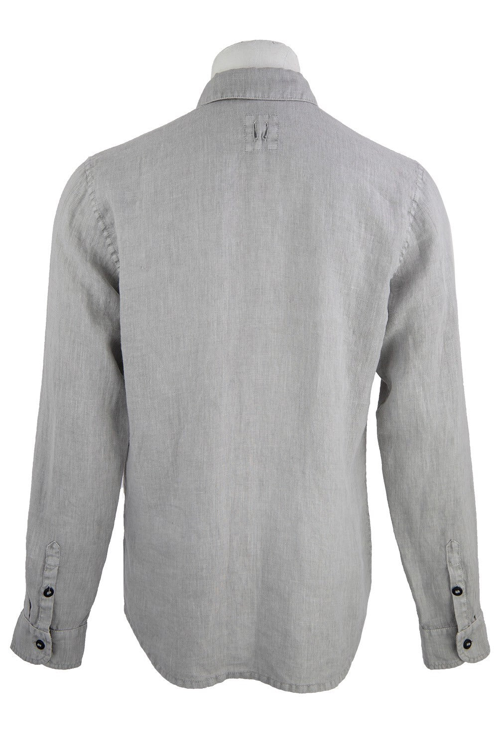 Hannes Roether Linen Shirt