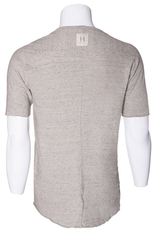Hannes Roether Reed Cotton Knit T-Shirt