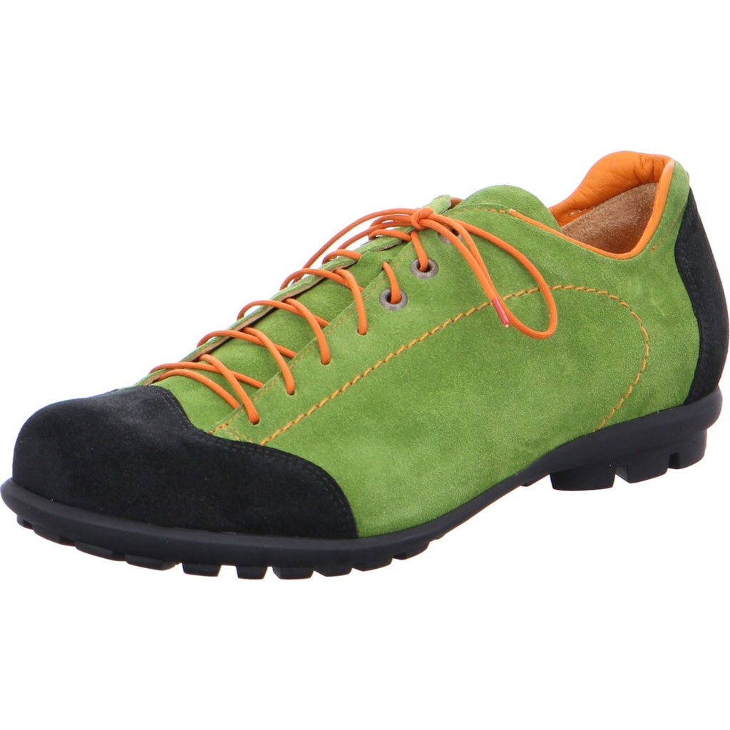 Think! Green Suede Shoe