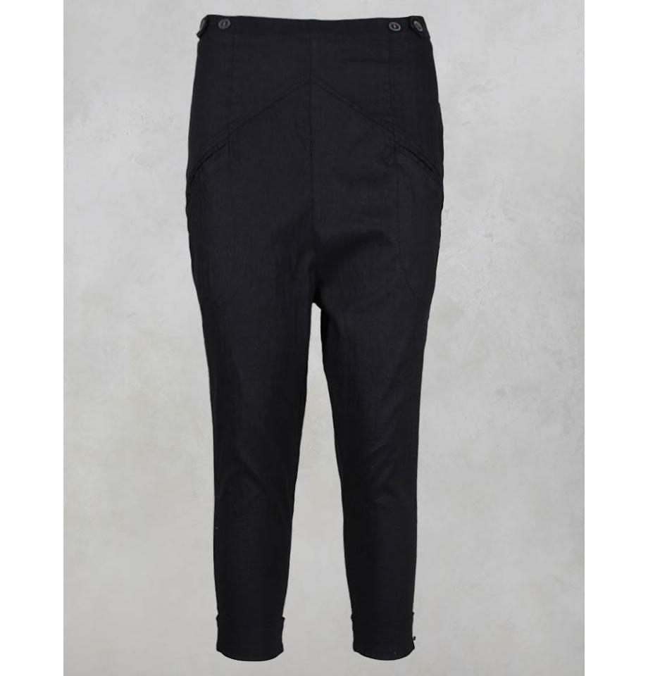 JAYKO Robb Trousers Black