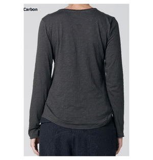 Thoron Carbon Top Organic Cotton and Kapok