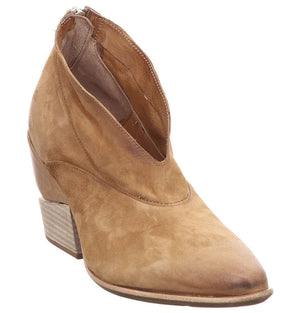 A.S.98 Tinget Tiger Leather Ankle Boots 510126