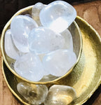 Clear Quartz Healing Crystal Tumble-Stone