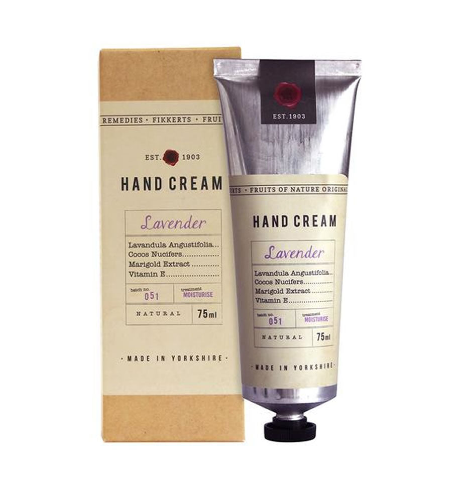 Fikkerts Lavender Intensive Hand Cream 75ml