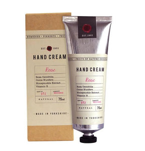 Fikkerts Rose Intensive Hand Cream 75ml
