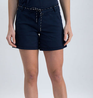 Cotton Shorts Dark Moon