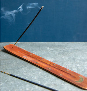 Wooden Incense Ski Choice of designs