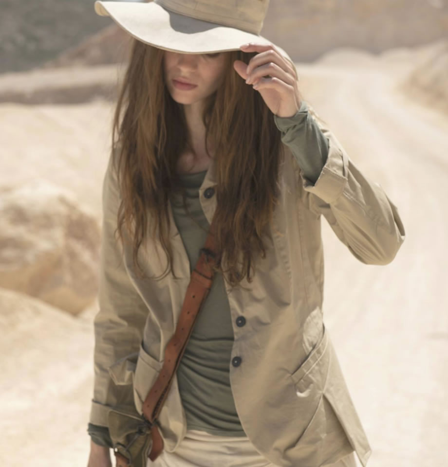 Caravas Safari Jacket