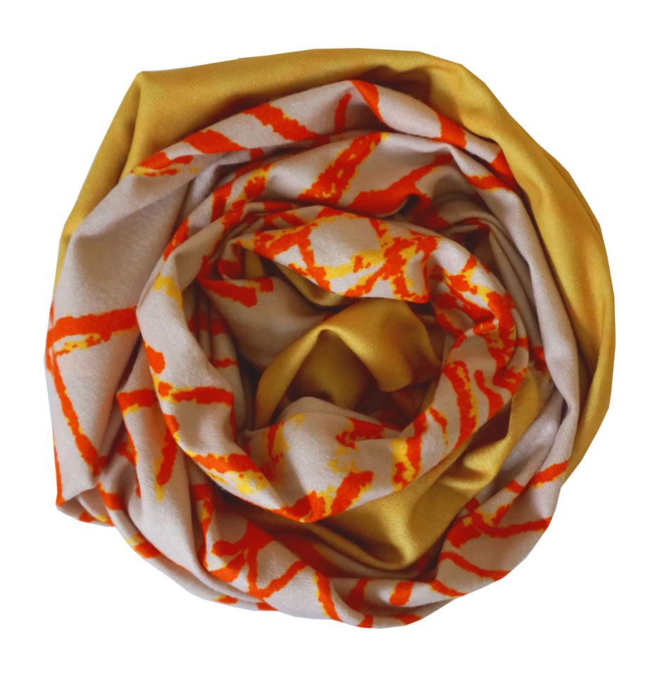LP Design Scarves - Into The Woods - Maple