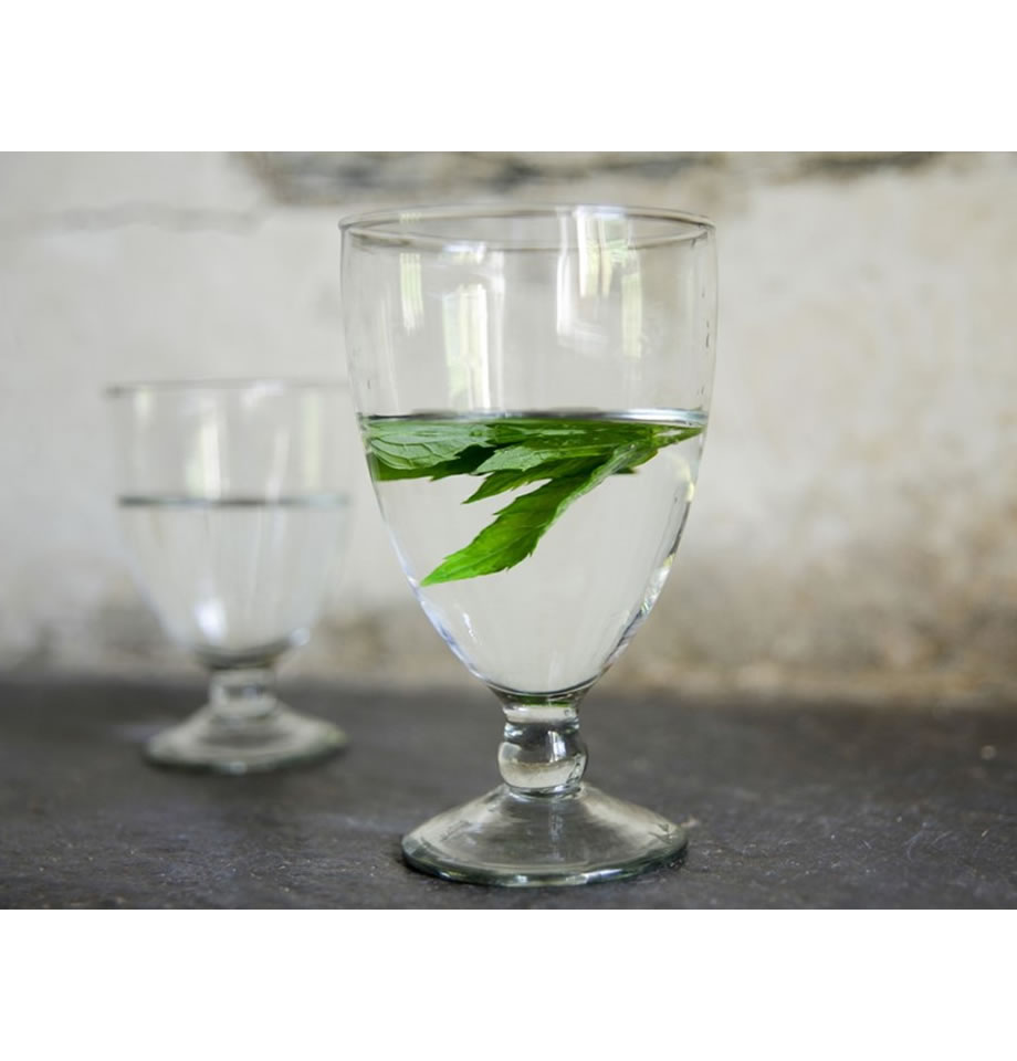 Nkuku Una Clear Wine Glass UG0101