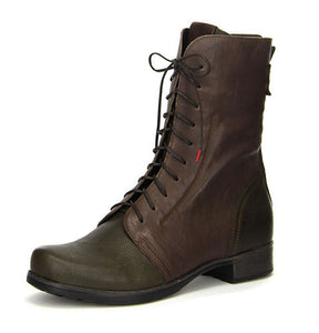 Think Shoes Denk Multiway Two-tone Boot
