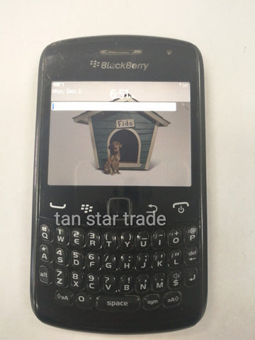 Blackberry 9360 used Fido Canada