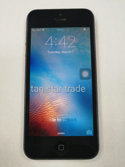 Apple iPhone 5 16gb used Rogers Canada