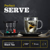 The perfect serve van English Breakfast beste bereidingswijze