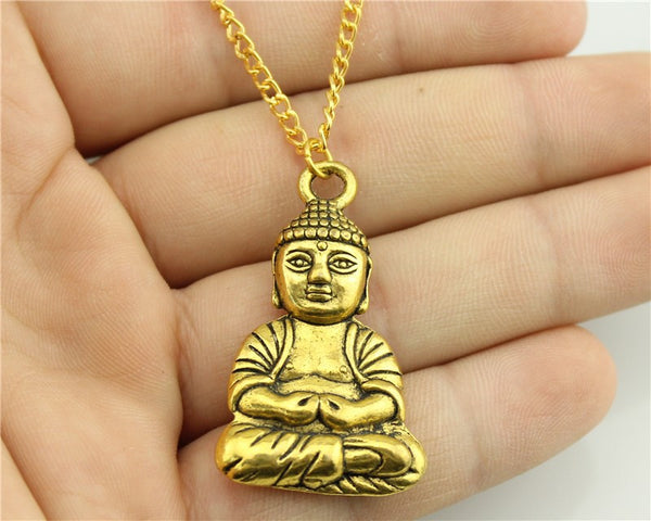 Buddha Necklace - Thelovingessence.co.uk