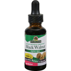 Nature's Answer Black Walnut Hulls - 1 Fl Oz