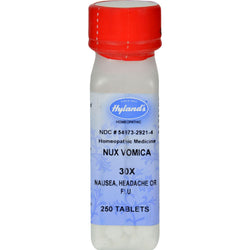Hyland's Nux Vomica 30x - 250 Tablets