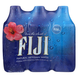 Fiji Natural Artesian Water - Case Of 4 - 16.9 Fl Oz.