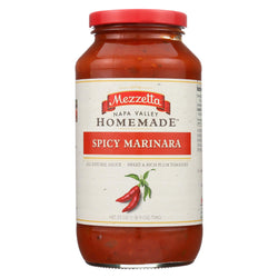 Mezzetta Arrabiata Sauce - Case Of 6 - 25 Oz.