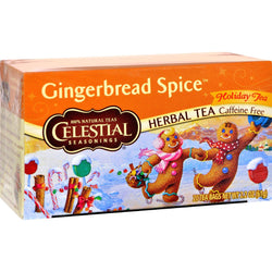 Gingerbread Spice Holiday Tea