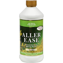 Buried Treasure Aller Ease Allergy Relief - 16 Fl Oz
