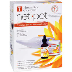 Himalayan Institute Press Neti Pot Starter Kit