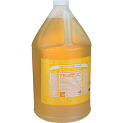 Organic Citrus Liquid Castile Soap