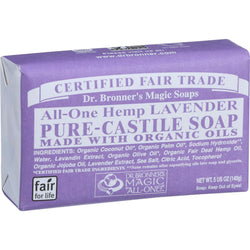 Bar Soap; Lavender
