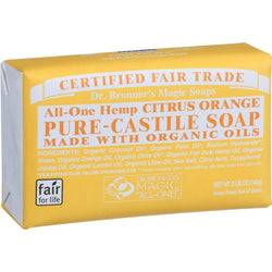 Bar Soap; Citrus