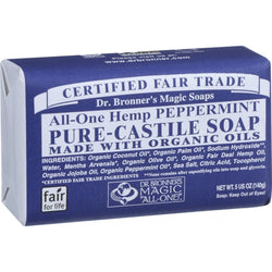 Bar Soap; Peppermint