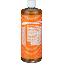 Castile Liquid Soap; Tea Tree