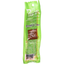 Primal Strips Vegan Jerky - Meatless - Seitan - Mesquite Lime - 1 Oz - Case Of 24
