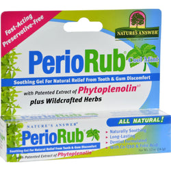 Nature's Answer Periorub - 0.5 Oz
