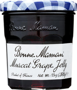 Bonne Maman Jelly - Grape - Case Of 6 - 13 Oz.
