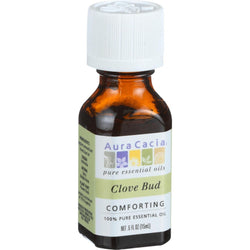 Aura Cacia Essential Oil - Clove Bud - .5 Oz