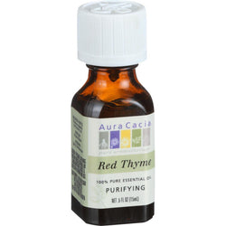 Aura Cacia Essential Oil - Red Thyme - .5 Oz