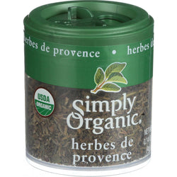 Simply Organic Herb De Provence - Organic - .14 Oz - Case Of 6