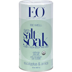 Eo Products Bath Salts Eucalyptus And Arnica - 22 Oz