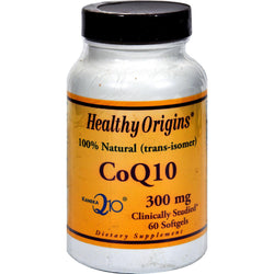 Healthy Origins Coq10 Gels - 300 Mg - 60 Softgels
