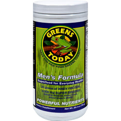 Greens Today Men's Formula - 26.4 Oz
