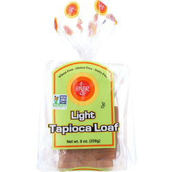 Ener-g Foods Loaf - Light - Tapioca - 8 Oz - Case Of 6