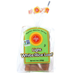Ener-g Foods Loaf - Light - White Rice - 8 Oz - Case Of 6