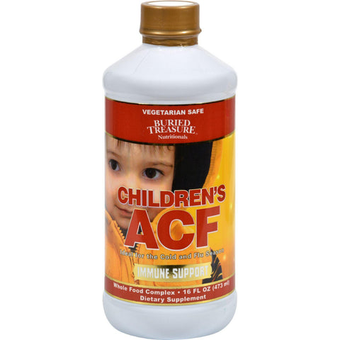 Buried Treasure Children's Acf - 16 Fl Oz
