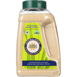 Florida Crystals Natural Cane Sugar - Jug - 48 Oz - Case Of 6