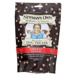Newman's Own Organics Chicken Treats - Premium - Case Of 6 - 10 Oz.