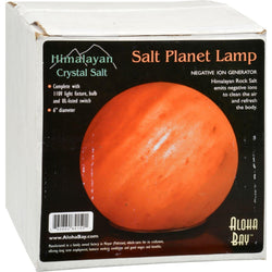 Himalayan Salt Crystal Lights Planet Globe Lamp - 1 Lamp