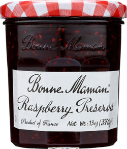 Bonne Maman Conserve - Raspberry - Case Of 6 - 13 Oz.