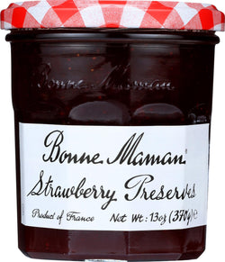 Bonne Maman Conserve - Strawberry - Case Of 6 - 13 Oz.